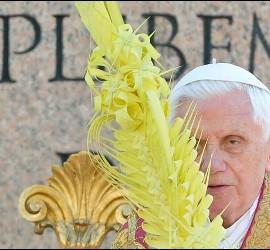 El Papa en Domingo de Ramos /> - benedicto-ramos3_270x250