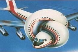 El avión de Aterriza como puedas.