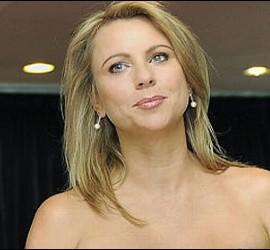 Lara Logan.