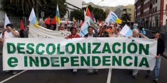 Imagini pentru independencia canaria