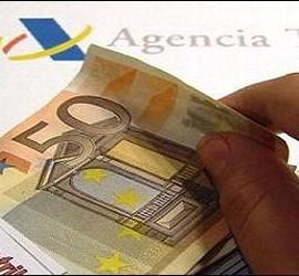 Agencia Tributaria, tasas, impuestos y renta.