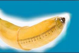 Medir el tamaño del pene.
