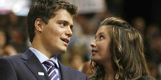 Palin, sus hijos, su familia muchos FALSOS, y algún
