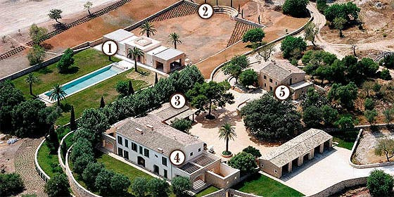 Boris Becker Villa Mallorca Adresse