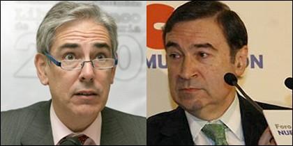 Antonio Fernández-Galiano y Pedrojota Ramírez.