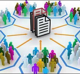 Redes sociales, internet e internautas.