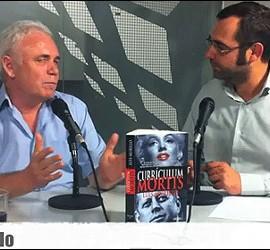 Luis Murillo durante la entrevista en Periodista Digital. -julio 2011-