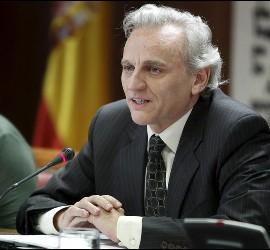 El presidente de la Agencia EFE, Alex Grijelmo.