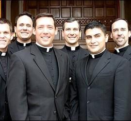 Seminaristas legionarios