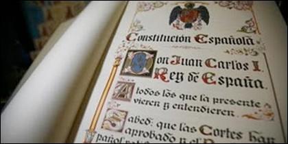 La Constitución Española de 1978.
