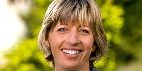 Ilse Uyttersprot, alcaldesa belga.
