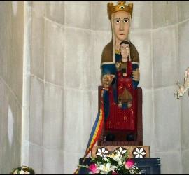 La Virgen de Meritxell