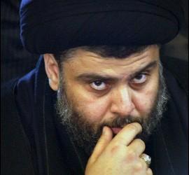 <p>El clérigo chií Muqtada al Sadr. EFE/Archvio</p>