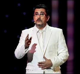 El showman Andreu Buenafuente.