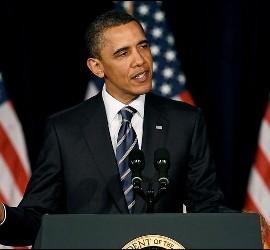 En la imagen, el presidente de EE.UU., Barack Obama.