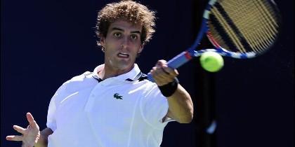 El tenista español Albert Ramos.