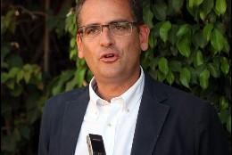 <p>El presidente del PP vasco, Antonio Basagoiti, ayer durante su visita a Tarragona. EFE</p>