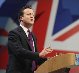 <p>El primer ministro británico David Cameron. EFE</p>