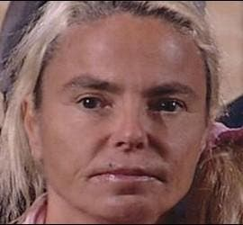 Captura de Leticia Sabater en 'Acorralados'.