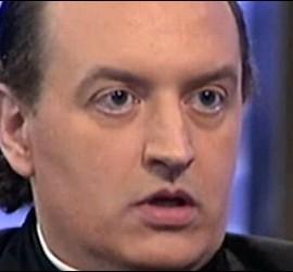 Captura del Padre Apeles en 'La Noria'.