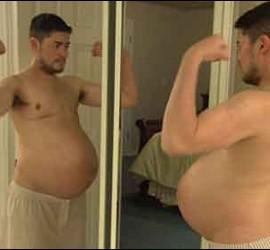 Thomas Beatie embarazado.