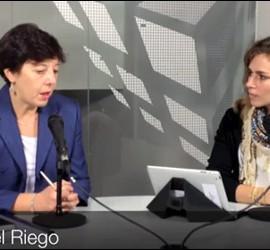 Periodista Digital entrevista a Carmen del Riego -14 noviembre 2011-.