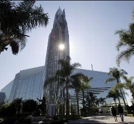 Catedral de cristal panorámica