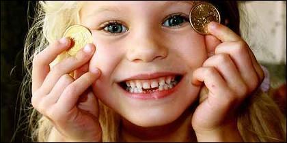 Niños, dientes, boca, dentadura y dentista.