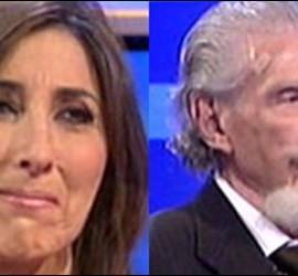 Paz Padilla y Leandro de Borbón en 'Más allá de la vida'.