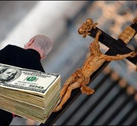 Multa por los abusos del clero