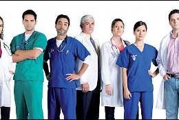 Médicos, Sanidad, Medicina y pacientes.