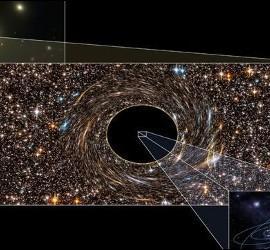 Los agujeros negros del Universo.