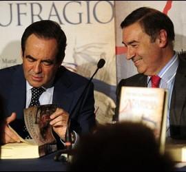 Bono y Pedrojota, ¿compartiendo 'Naufragio'?