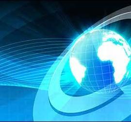 Internet, red, ordenador y comunicación.