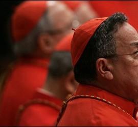 Cardenal hondureño Óscar Rodríguez Maradiaga