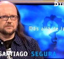 Captura de Santiago Segura en 'Más allá de la vida'.