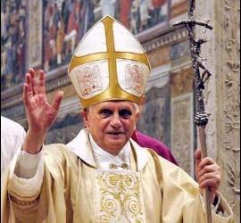 El Papa en la Capilla Sixtina
