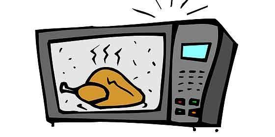 A qu no sab a usted por qu calientan la comida los for Hornos domesticos electricos