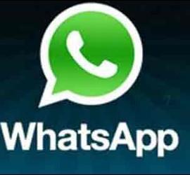 Logotipo del sistema de mensajería Whatsapp