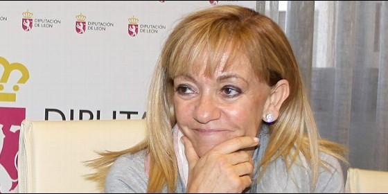 Isabel Carrasco | Presidenta de la Diputación de León