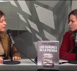 Periodista Digital entrevista a Sonia Franco -28 diciembre 2011-.
