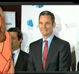 Captura del capítulo dedicado a Iñaki Urdangarín en 'Informe Semanal' el 7 de enero de 2012.