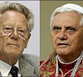 Küng y Ratzinger