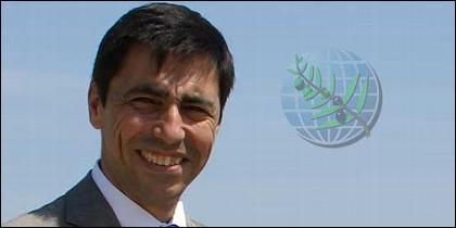 El presidente del Consejo Oleícola Internacional, Jean Luis Barjol