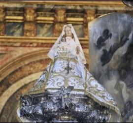 La Virgen de la Fuencisla, patrona de Segovia