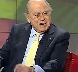 Jordi Pujol, en TV3