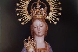 Virgen de la Fuencisla, patrona de Segovia