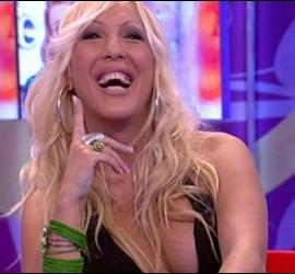 Captura de Christina Rapado en Antena 3.