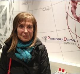 Entrevista de Periodista Digital a Pilar Eyre.