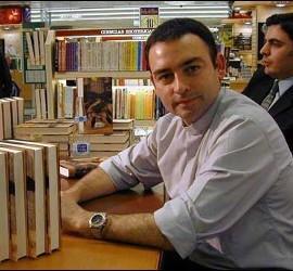 Sánchez Adalid, premiado